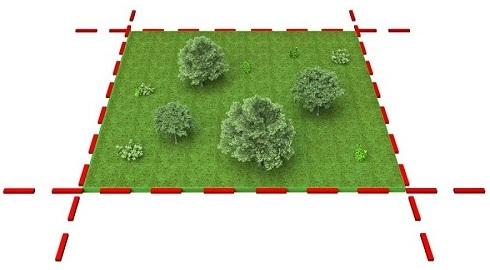 Описание местоположения границ зон с особым режимом использования территории